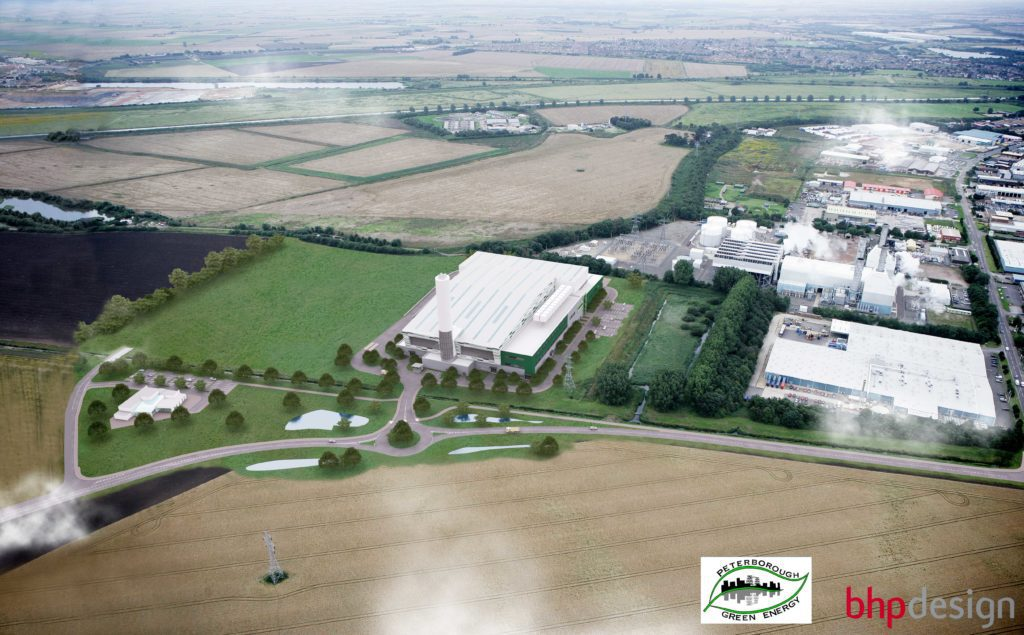 Peterborough Green Energy Project