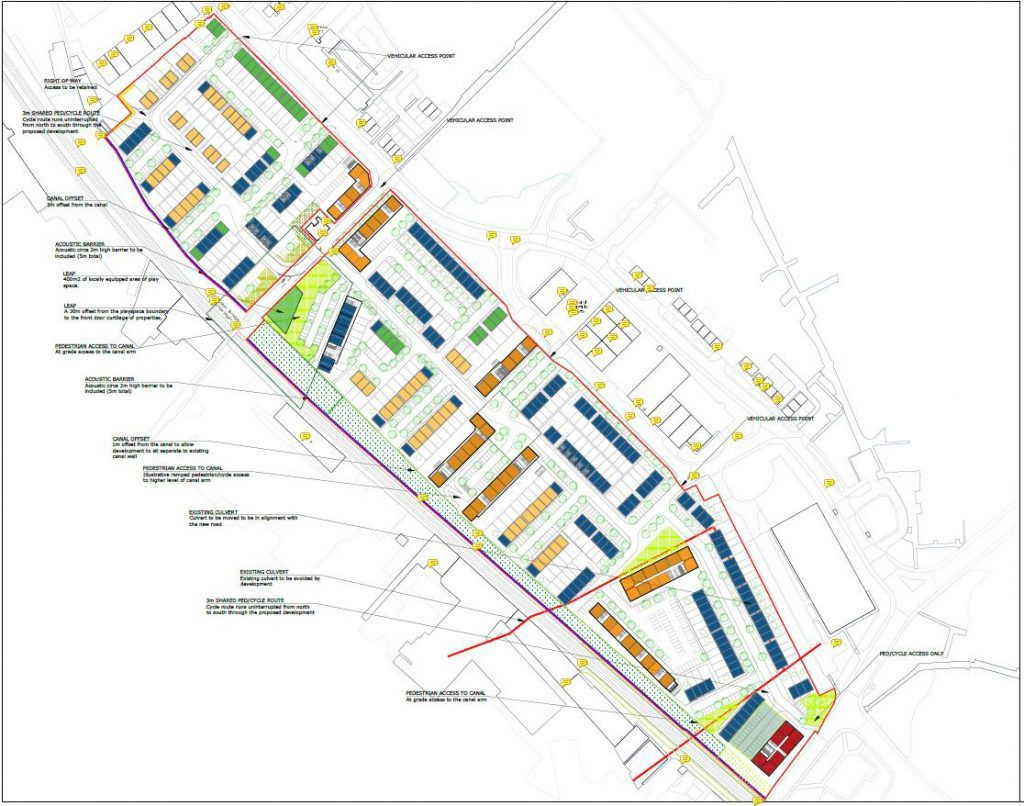 And image relating to this case study about 'Orchard Street, Salford, Greater Manchester'